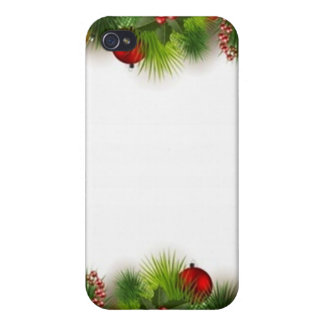 holidays cases for iPhone 4