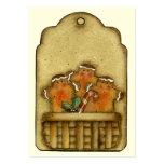 Holidays Christmas Gingerbread Enclosure Card / Ta