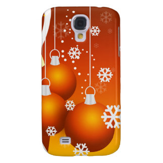 holidays decoration galaxy s4 case