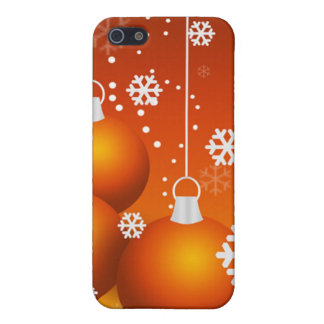 holidays decoration iPhone 5/5S cases