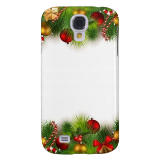 holidays galaxy s4 case