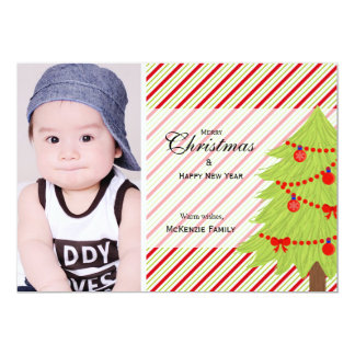 "Holidays Greetings Card 5"" X 7"" Invitation Card"