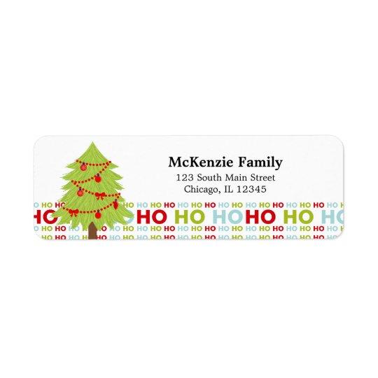 Holidays ho ho ho