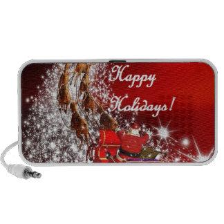 Holidays iPhone Speaker