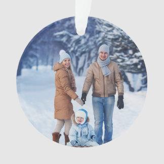Holidays Winter Family Photo