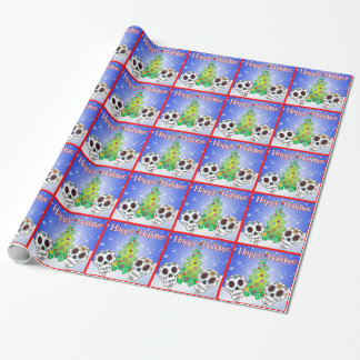 Holidaze Sugar Skull Wrapping Paper