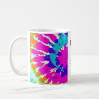 holiES - Power Spiral Batik Style Coffee Mug