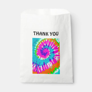 holiES - Power Spiral Batik Style Favour Bags