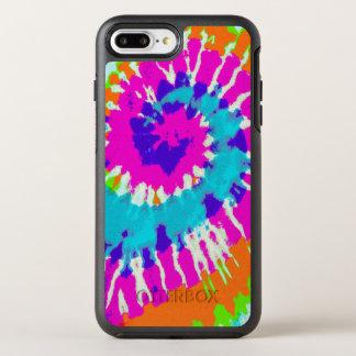 holiES - Power Spiral Batik Style OtterBox Symmetry iPhone 8 Plus/7 Plus Case