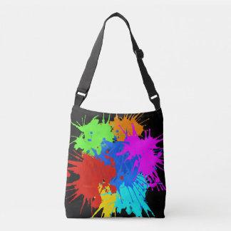 holiES - Splashes round 2 + your ideas Crossbody Bag
