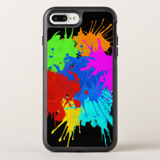 holiES - Splashes round 2 + your ideas OtterBox Symmetry iPhone 7 Plus Case