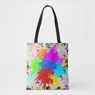 holiES - Splashes round 2 + your ideas Tote Bag