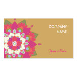 Holistic and Hip Business Card