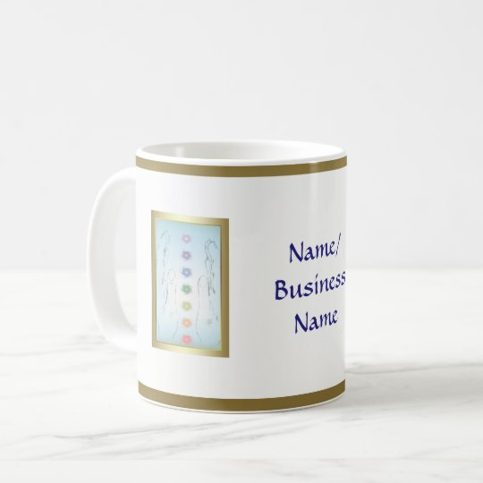 Holistic Healing Hands Coffee Mug