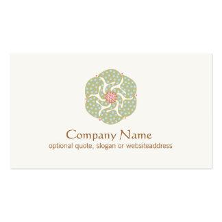 Holistic Symbol Healing  Arts Business Card