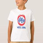 HOLLA T-SHIRTS