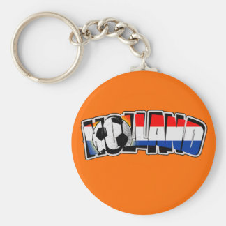 Holland 2010 key ring