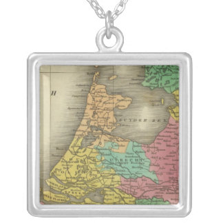 Holland 2 silver plated necklace