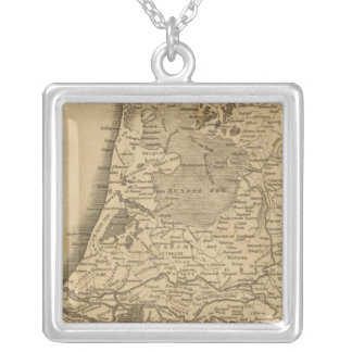 Holland 4 silver plated necklace