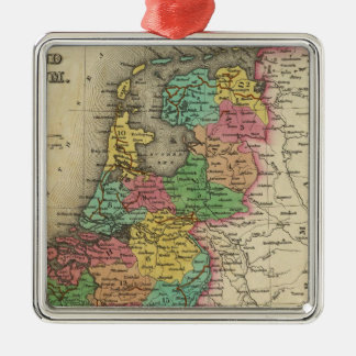 Holland And Belgium Christmas Ornament