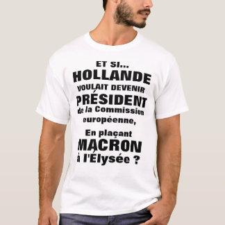 Holland and its desire of President T-Shirt