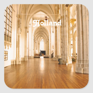 Holland Architecture Sticker