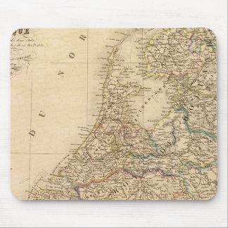 Holland, Belgium 2 Mouse Mat
