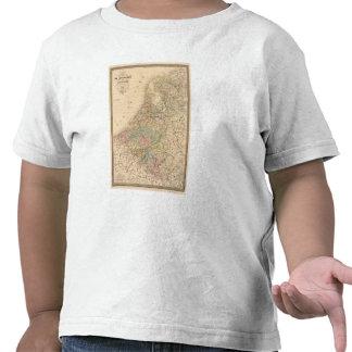 Holland Belgium 2 Tee Shirts