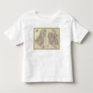 Holland, Belgium, and Switzerland Toddler T-Shirt