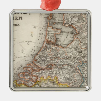 Holland, Belgium, Luxembourg Christmas Ornament