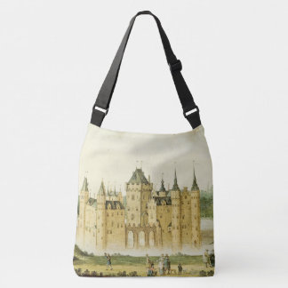Holland Castle Egmond Europe Shoulder Tote Bag