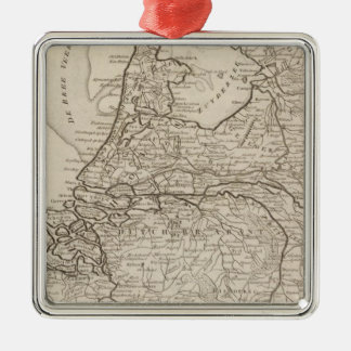 Holland, Friesland, Groningen, Overyssel Christmas Ornament