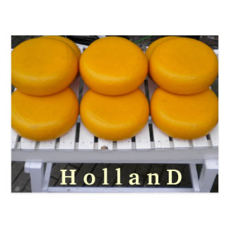 Holland greetingcard postcard