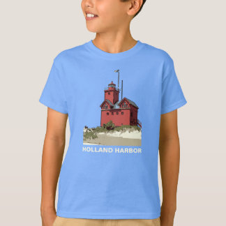 HOLLAND HARBOR LIGHT T-Shirt