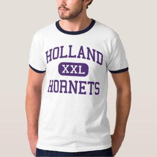 Holland - Hornets - High School - Holland Texas T-Shirt