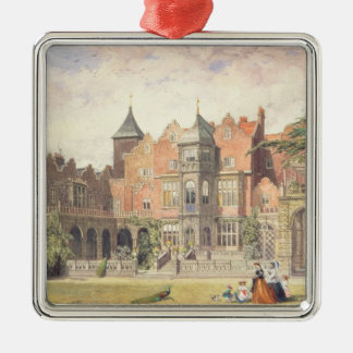 Holland House, Kensington Christmas Ornament