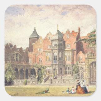 Holland House, Kensington Square Sticker