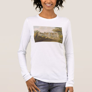 Holland House, the seat of the Right Honourable Lo Long Sleeve T-Shirt