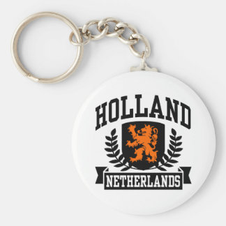 Holland Key Ring