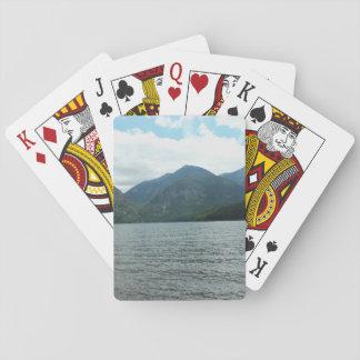Holland Lake Playing Cards