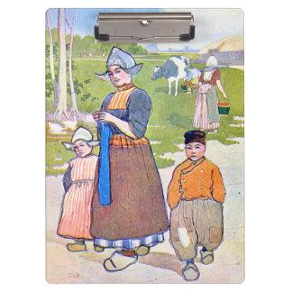 Holland Life 1906 Clipboard
