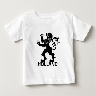 Holland Lion Baby T-Shirt