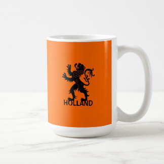 Holland Lion Coffee Mugs