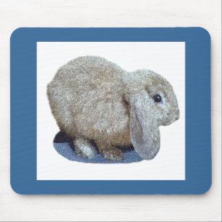 Holland Lop Ear Rabbit Mousepad