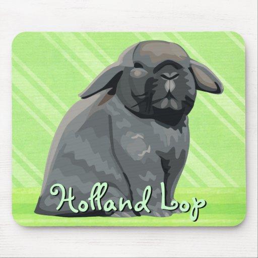 Holland Lop Mousepad