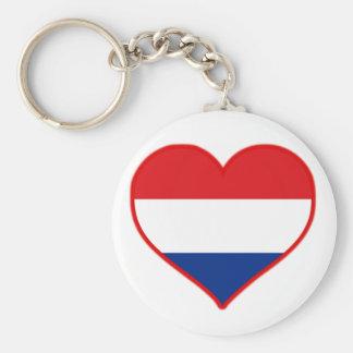 Holland Love Key Ring
