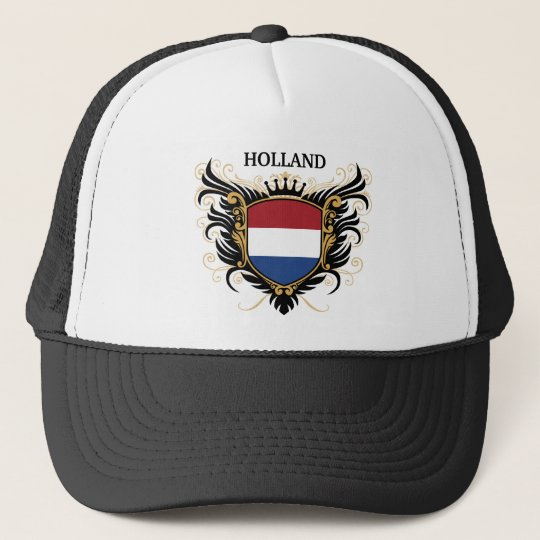 Holland [personalise] trucker hat