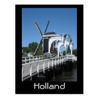Holland Post Card