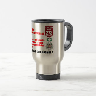 Holland Record Legions of Honor - Mug Travel