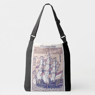 Holland Sailing Tall Ship Ocean Sea Tote Bag